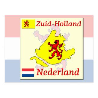 Zuid-Holland- Nederland Postcard