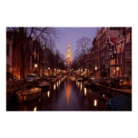 Zuiderkerk en Amsterdam Países Bajos Impresiones