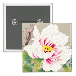 Zuigetsu Ikeda Pink Camellia japanese flower art