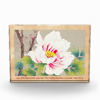 Zuigetsu Ikeda Pink Camellia japanese flower art Award