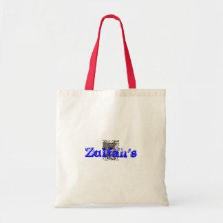 Zulfah's Zazz Budget Tote Bag