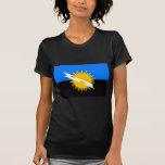 Zulia, bandera de Venezuela Camisetas