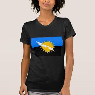 Zulia, bandera de Venezuela Remera