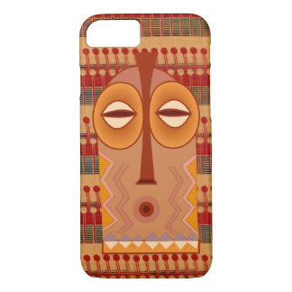 Zulufied African Textile & Mask iPhone 7 Case