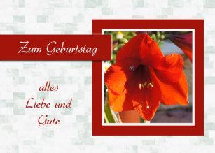 Geburtstag German Happy Birthday Gifts On Zazzle