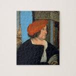 Zum Hasen, 1516 de alcalde Jacobo Meyer (tempera e Rompecabezas