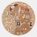 Zum Stocletfries de Klimt - de Werkvorlagen Pegatinas