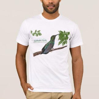 Zumbador Verde de Puerto Rico/Green Mango Shirt