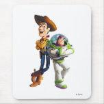Zumbe el año ligero y a Woody que se colocan de nu Tapetes De Ratones
