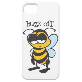 Zumbido de la abeja funda para iPhone 5 barely there