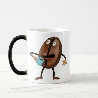 Zumbido del café taza de café