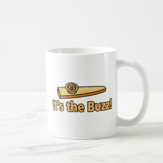 Zumbido del Kazoo Taza Clásica