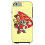 Zumbido y Woody Funda Para iPhone 6 Tough