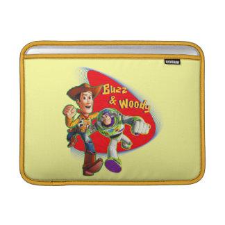 Zumbido y Woody Funda Para Macbook Air