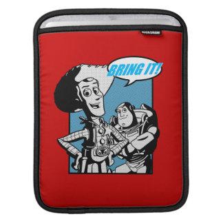 Zumbido y Woody: Tráigalo Fundas Para iPads