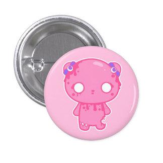 Zumbie Bear Fraise Button