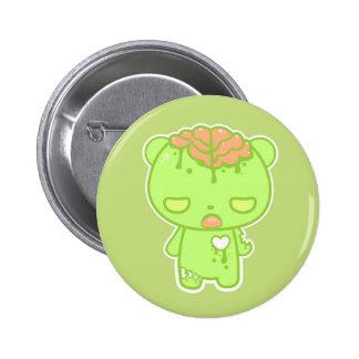 Zumbie Bear Raimu Button