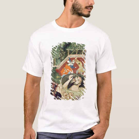 Zumrud Shah falls into a pit and is beaten by gard T-Shirt