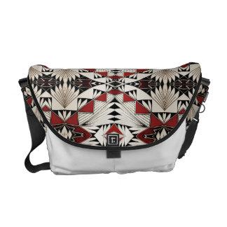 Zuni Design Pouch Messenger Bag