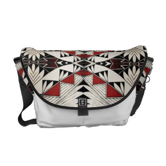 Zuni Feathered Arrow Courier Bag