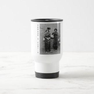 Zuni Girls, 1903 Travel Mug