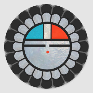 Zuni Sun hace frente Etiqueta