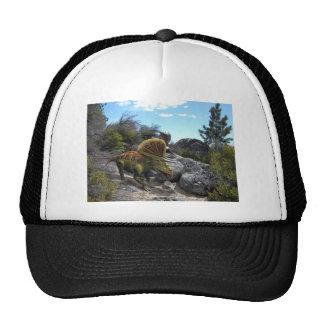 Zuniceratops Dinosaur Trucker Hat