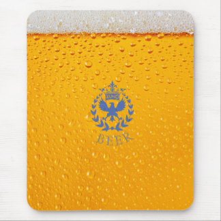 Zuno Beer Mouse Pad