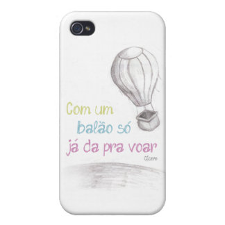 Zup Balloon - Layer iPhone Covers For iPhone 4