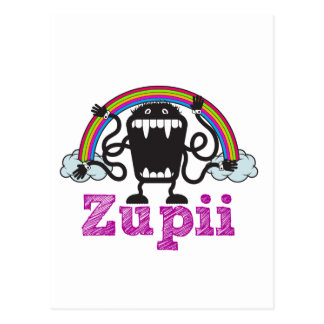 Zupii Postcard