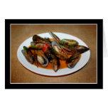 Zuppa di Mussels Cards