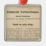 Zur 1 Aufl de la introducción I Vorwart Ornamentos De Reyes Magos