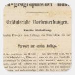 Zur 1 Aufl de la introducción I Vorwart Colcomanias Cuadradas Personalizadas