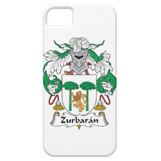 Zurbaran Family Crest iPhone SE/5/5s Case