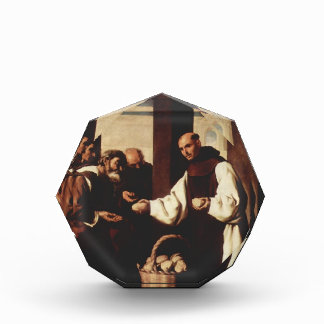 Zurbaran-Misericordia de Francisco de Fra Martin d