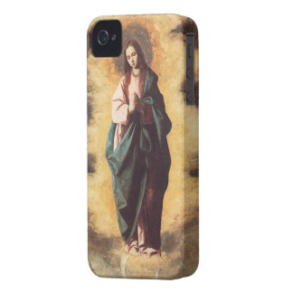 Zurbaran - Our Lady of Immaculate Conception, 1630 iPhone 4 Cases