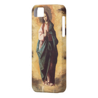 Zurbaran - Our Lady of Immaculate Conception, 1630 iPhone 5 Cover