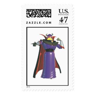 Zurg de Toy Story Timbre Postal