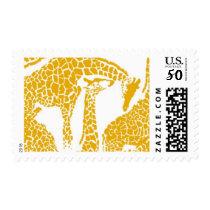 Zuri Gold Giraffe B by Ceci New York Postage