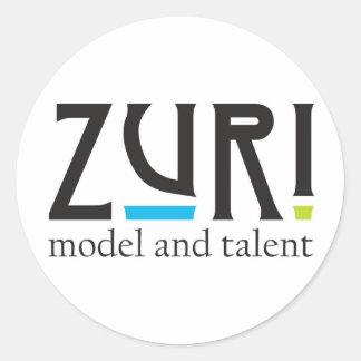 Zuri Sticker