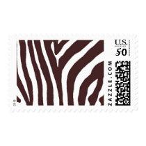 Zuri Zebra Stripes A by Ceci New York Postage