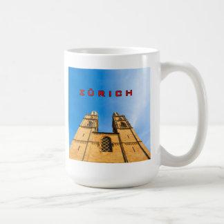 Zurich 001C Classic White Coffee Mug
