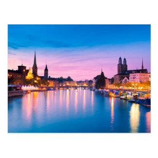 Zurich 003A Postcards