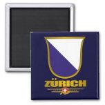 Zurich 2 Inch Square Magnet