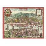 Zurich en el siglo XVI Postal