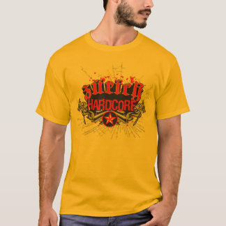 Zurich Hardcore t-shirt