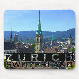 Zurich Mouse Pad