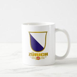 Zurich Classic White Coffee Mug