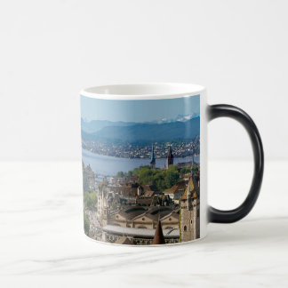 Zurich 11 Oz Magic Heat Color-Changing Coffee Mug