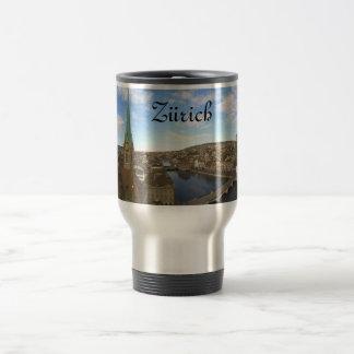 Zurich 15 Oz Stainless Steel Travel Mug